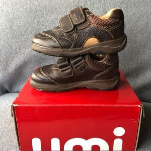 Umi Leather Shoes Boys Size 8